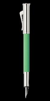 Stylo plume Graf von Faber-Castell Guilloché Vert reptile