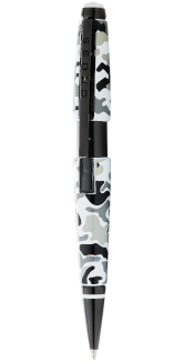 Stylo Convertible Cross Edge Camouflage gris